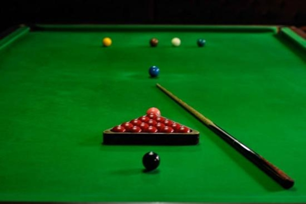 Mixed fortunes for Rajeev Sharma as he tastes success and defeat in National Snooker Championship