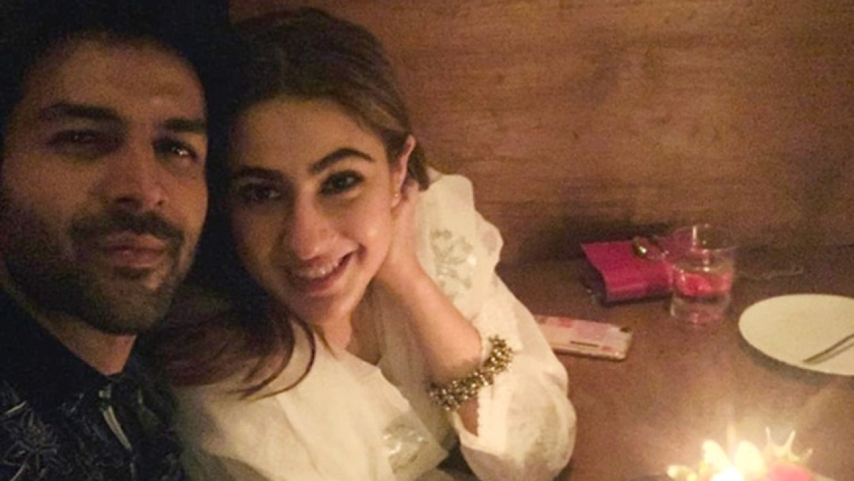 Did Kartik Aaryan make things official with his 'princess' Sara Ali Khan?