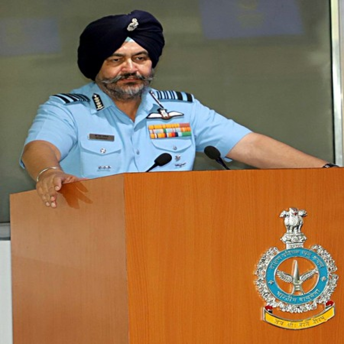 IAF chief inaugurates SWAC Commanders' Conference in Gujarat