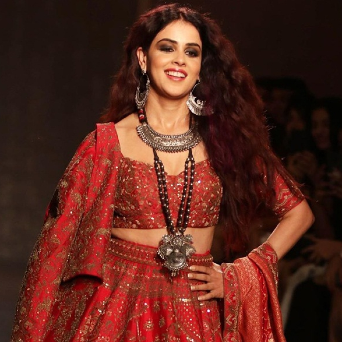 Genelia D'Souza makes comeback at Lakme Fashion Week after 5 years