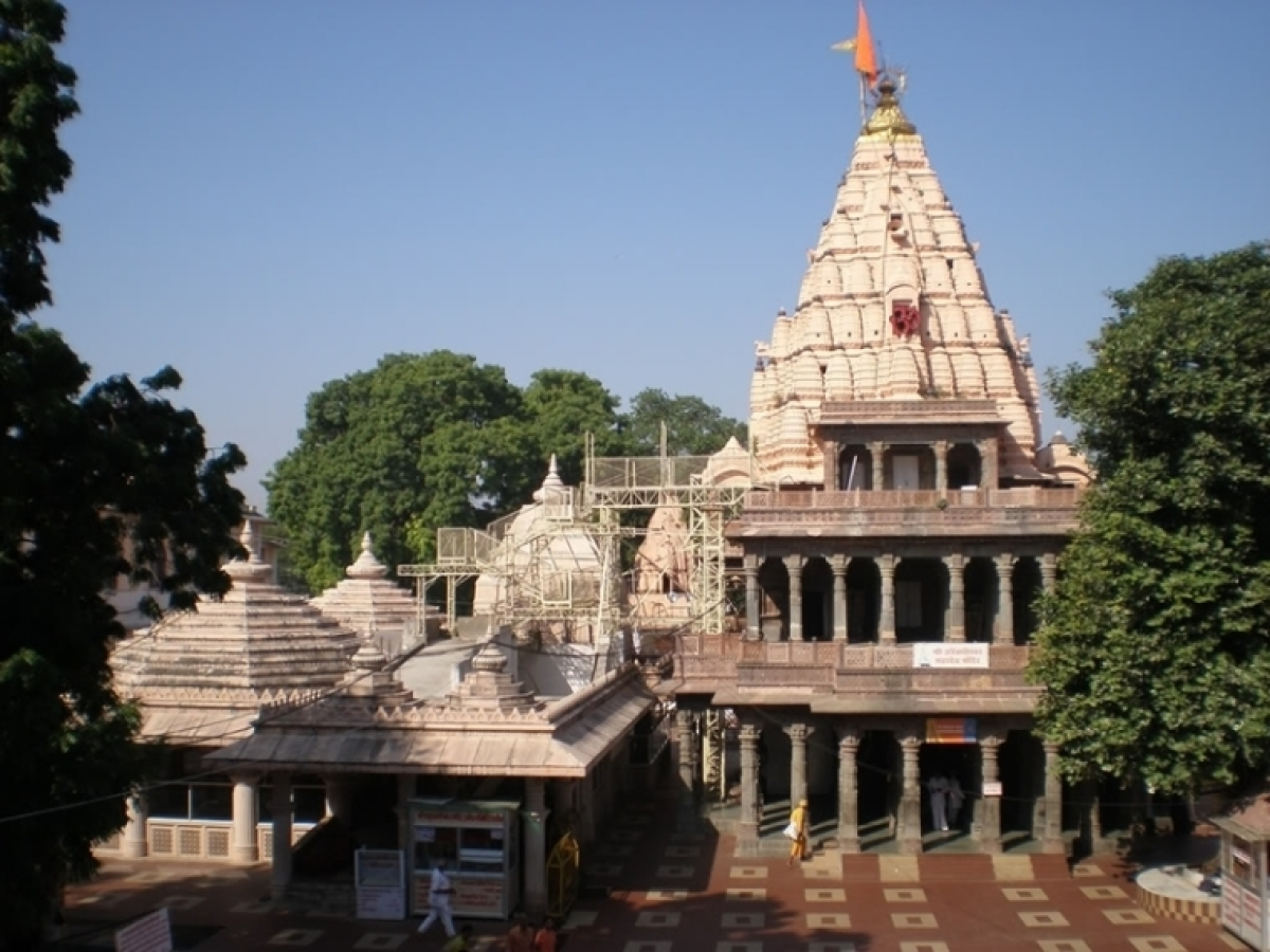 Ujjain: Mahakal's third Shravan sawari  taken out with much fanfare