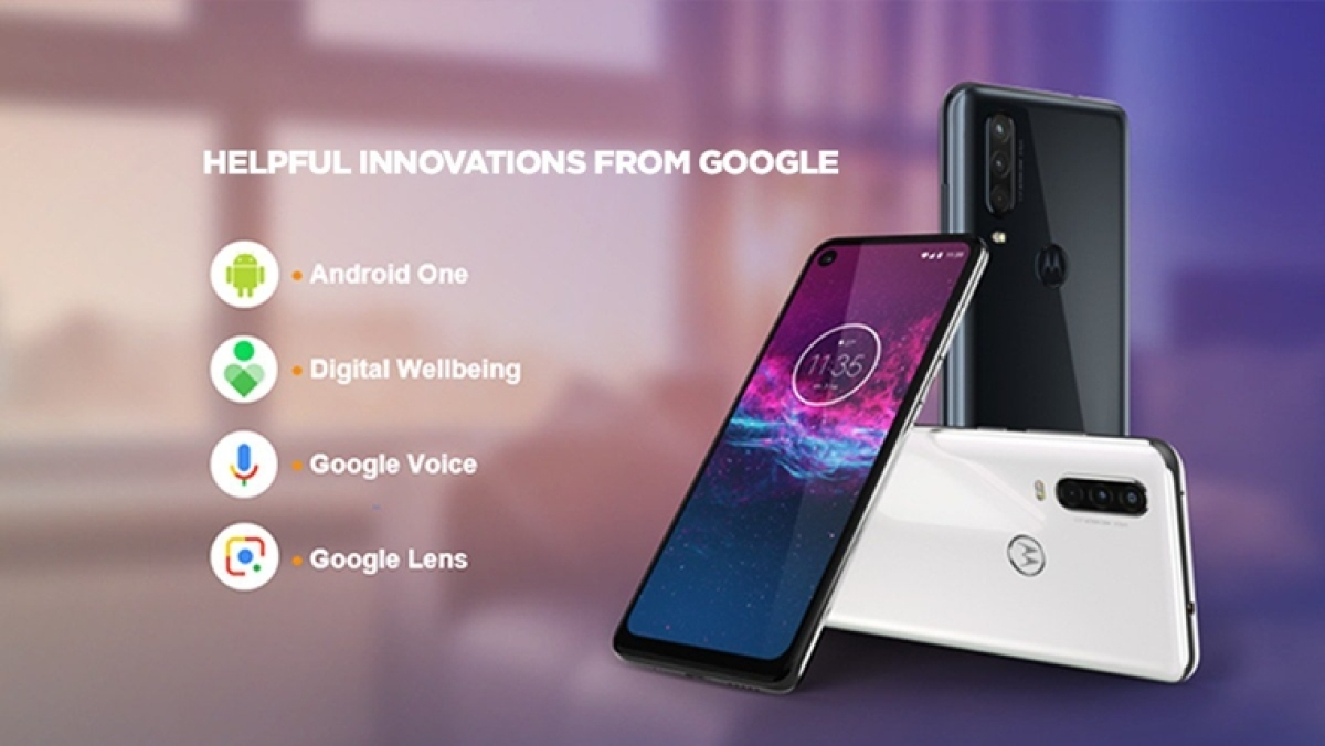 Motorola One Action launched in India at Rs 13,999