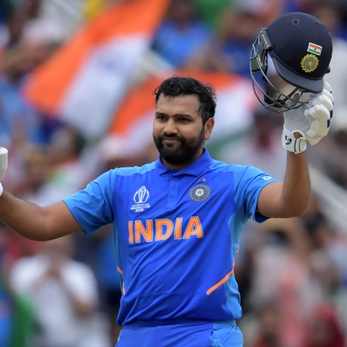Rohit Sharma puts nation ahead of team, says 'I walk out for my country, not just the team'