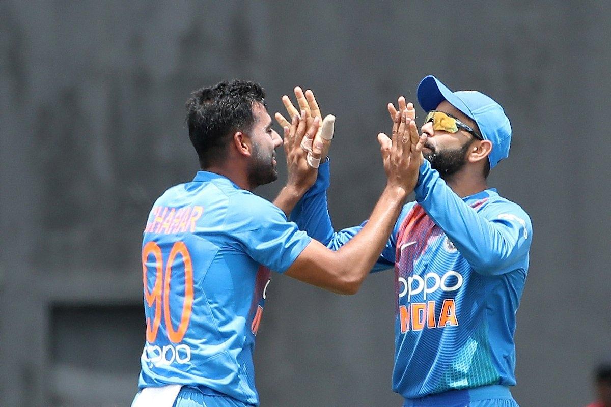 Cricket Score - West Indies vs India 1st ODI