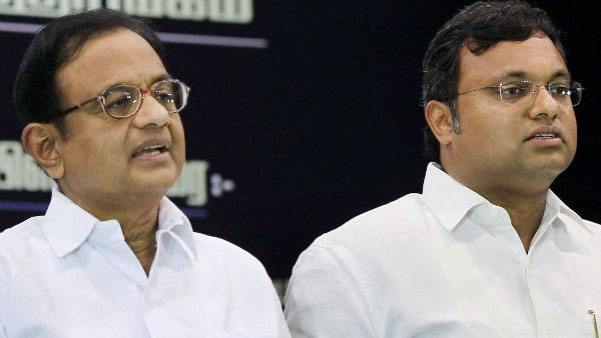 INX Media case: CBI files charge sheet in Delhi court against Chidambaram and son, among others