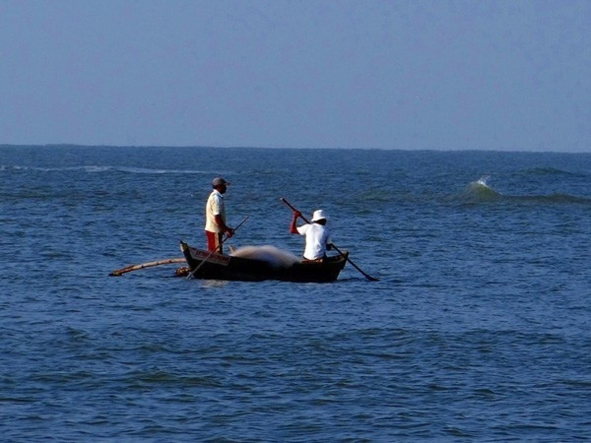 Kerala floods: 2 fishermen dead after boat capsizes in sea