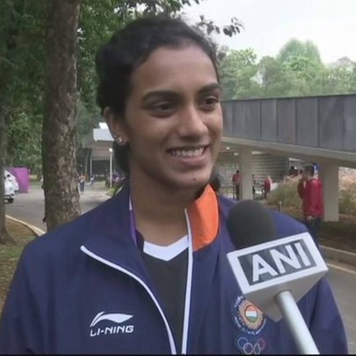 Will work harder for more: world champ Sindhu returns to hero's welcome