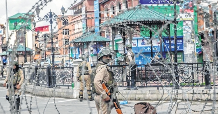 Jammu and Kashmir is no longer 'Copped' up