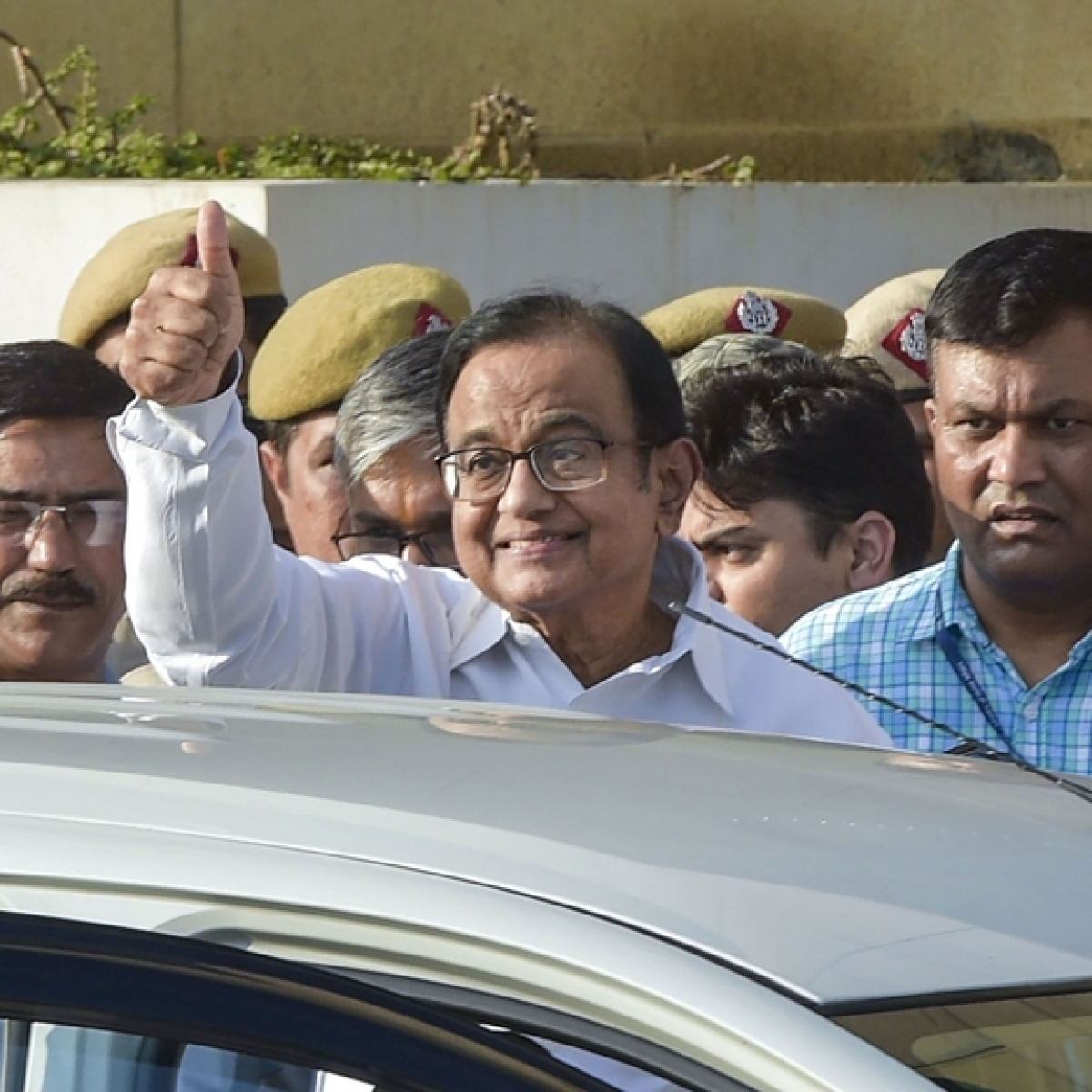 ED wants arrest only to humiliate me: Chidambaram to SC; family alleges motive by govt to demonise him