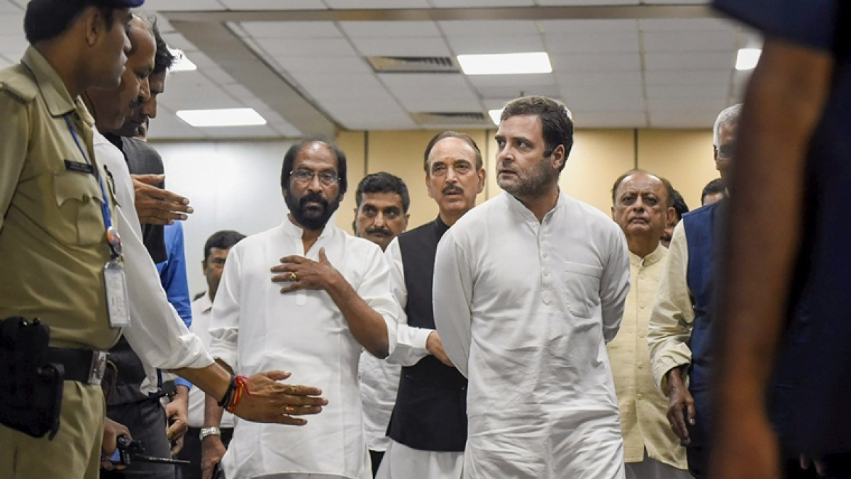 Rahul Gandhi seeks setting up of single-window system for reissuance of documents lost by Kerala flood victims