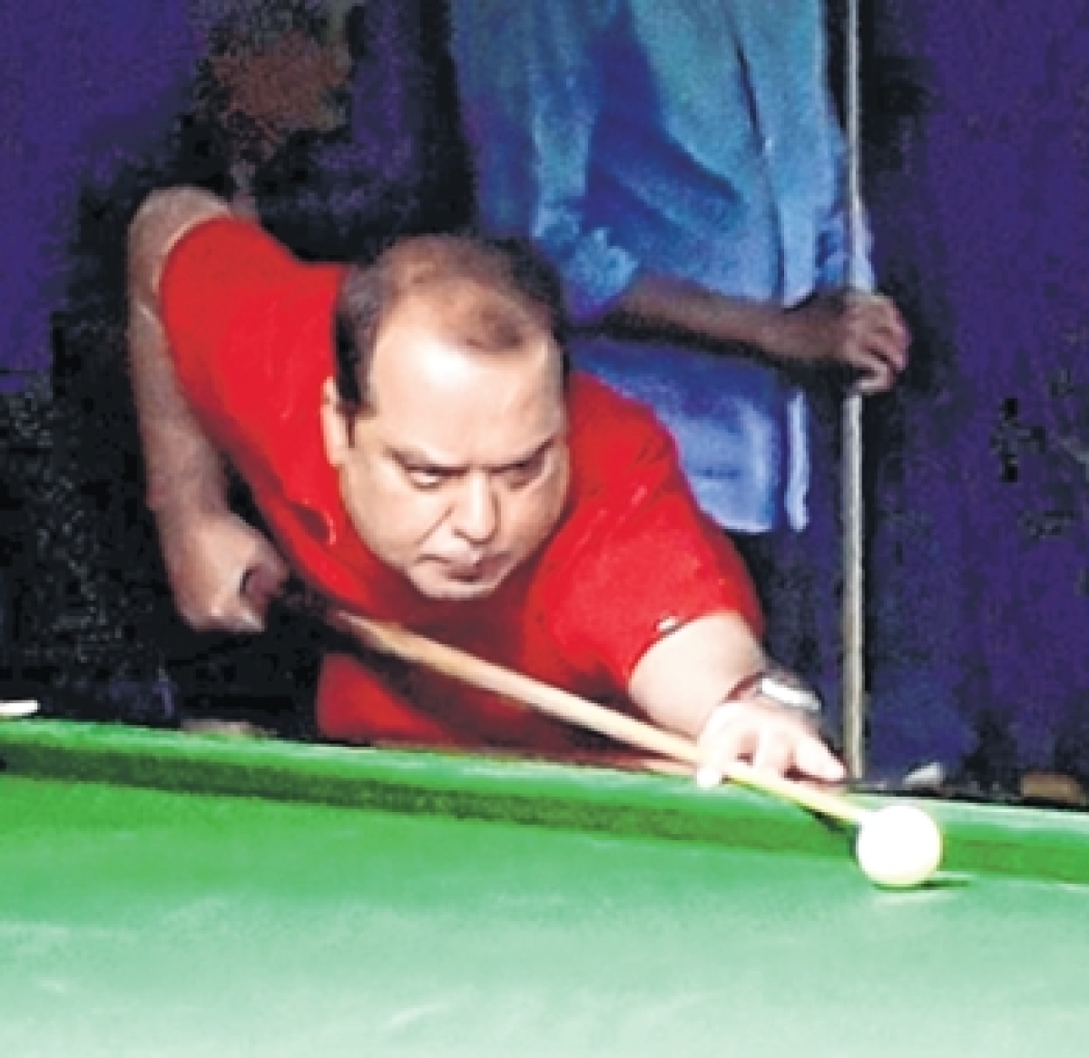 National Snooker Championship: Alok Kumar makes positive start