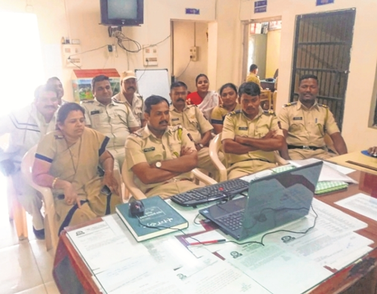 Training via broadcasting: Thane Rural bags smart policing awards