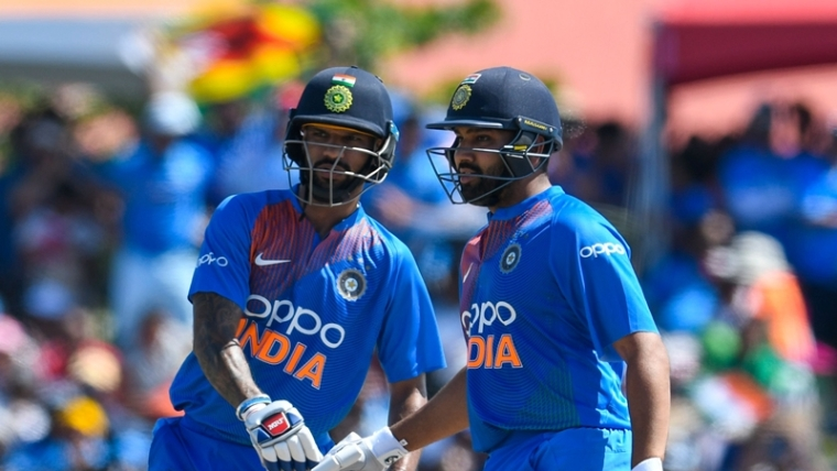 India secure series with 22-run win in second T20I