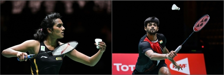 Great show by Sai Praneeth and PV Sindhu: Gopichand