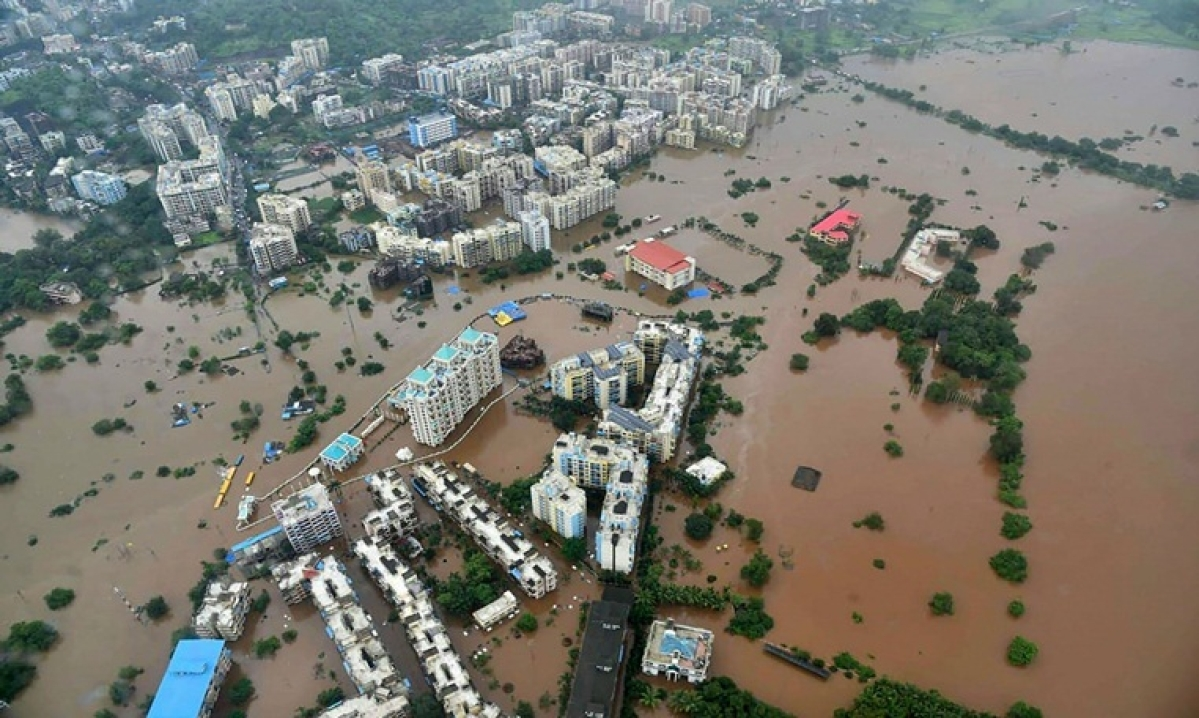 Ulhas River overflows: Blaming it on acts of God is being escapist and dishonest