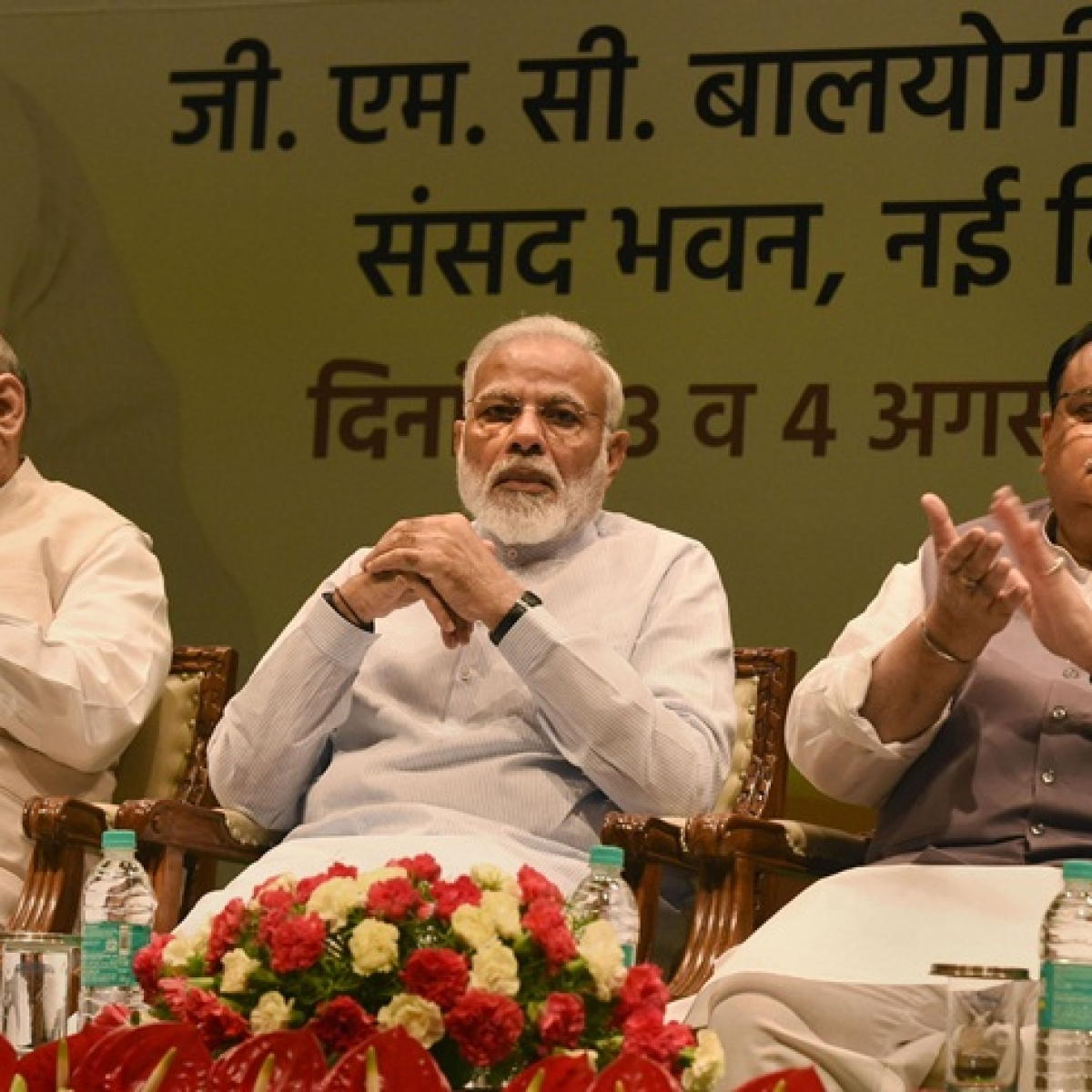 Work to win over even those who did not vote for you: PM Narendra Modi to BJP MPs