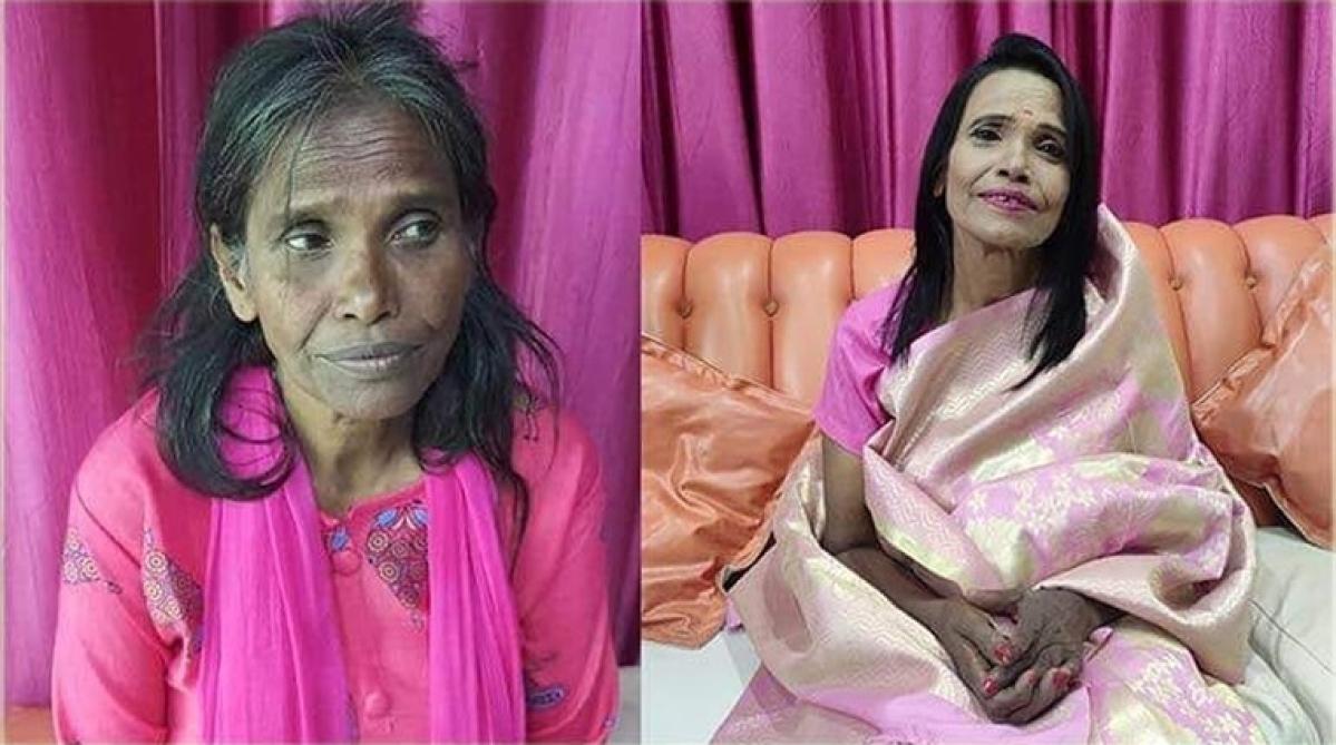 Ranaghat viral singer gets a stylish makeover for TV debut