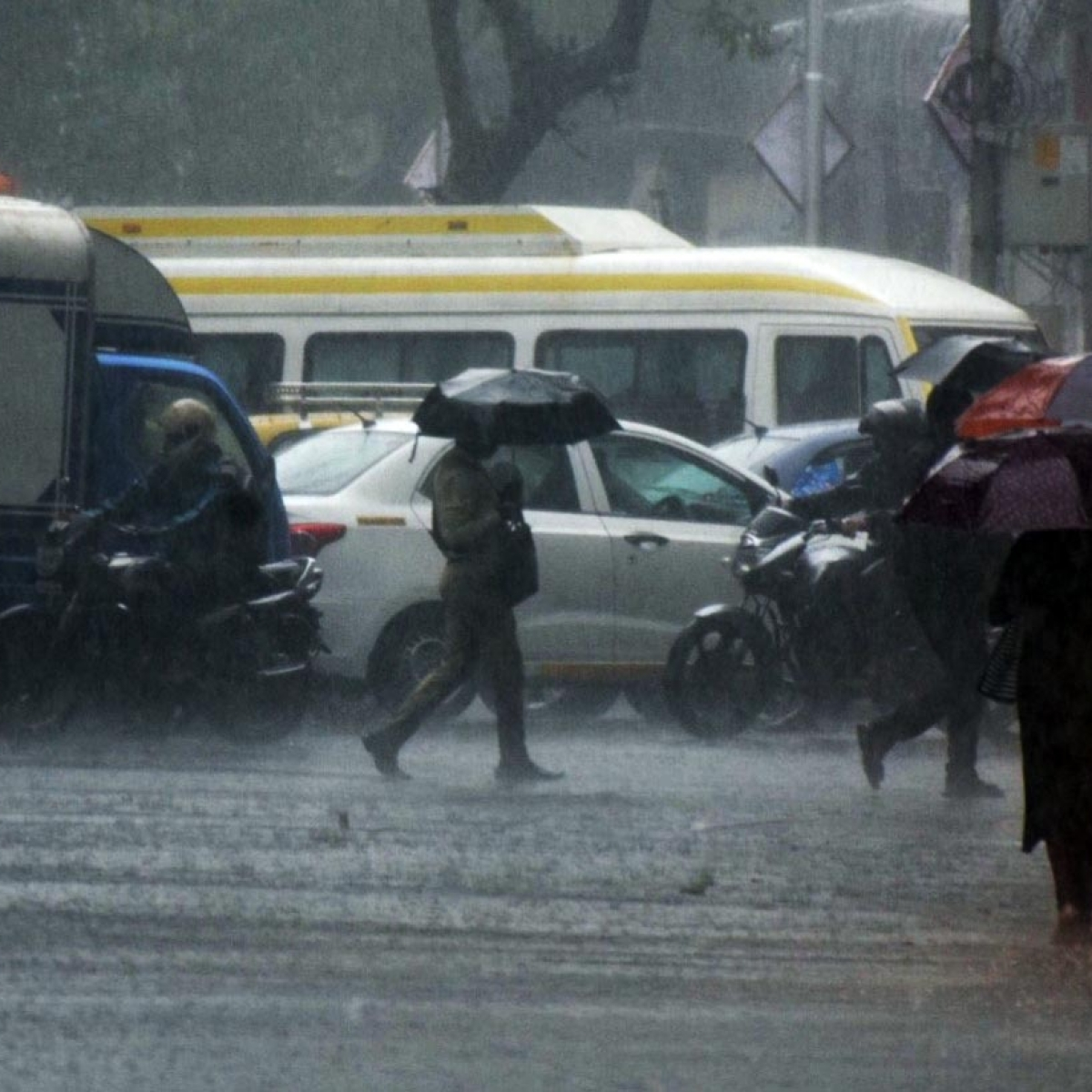 Navi Mumbai Weather Update: NMMC shares monsoon estimates for Vashi, Belapur, Nerul and Airoli