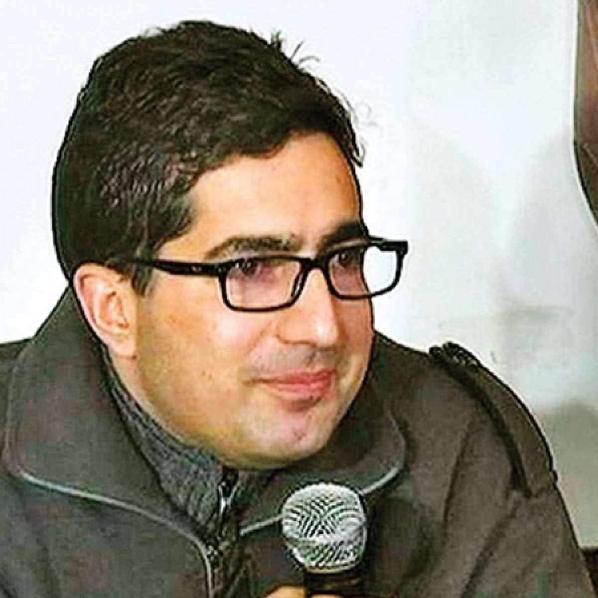 Shah Faesal was not going to US to study: Police