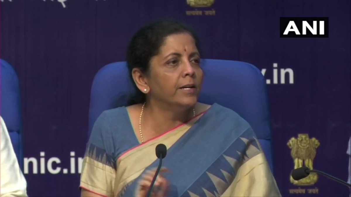 Latest News! FM Press Conference – No job loss due to mergers: Nirmala Sitharaman
