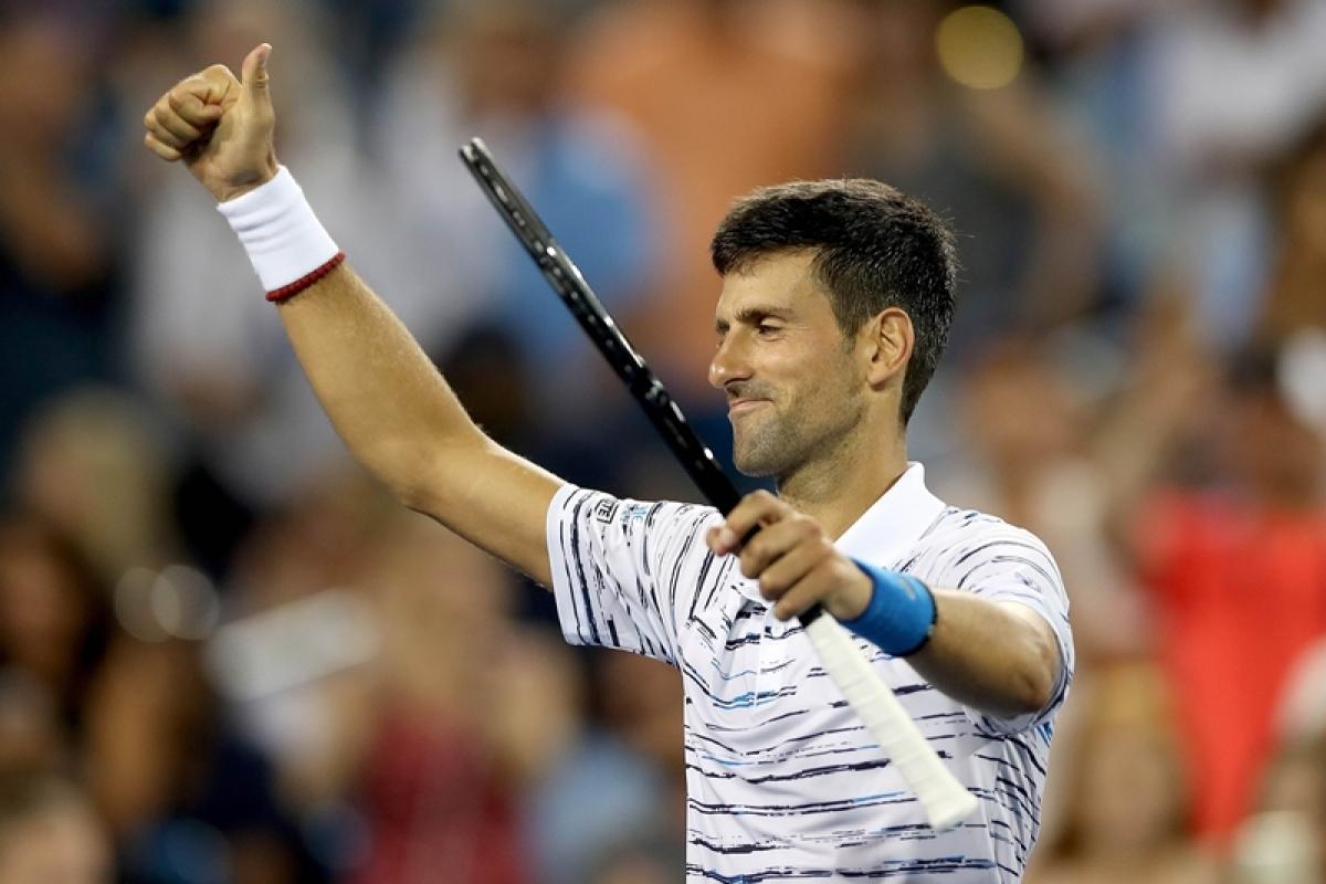 Novak Djokovic rolls at US Open as Ashleigh Barty, Karolina Pliskova survive