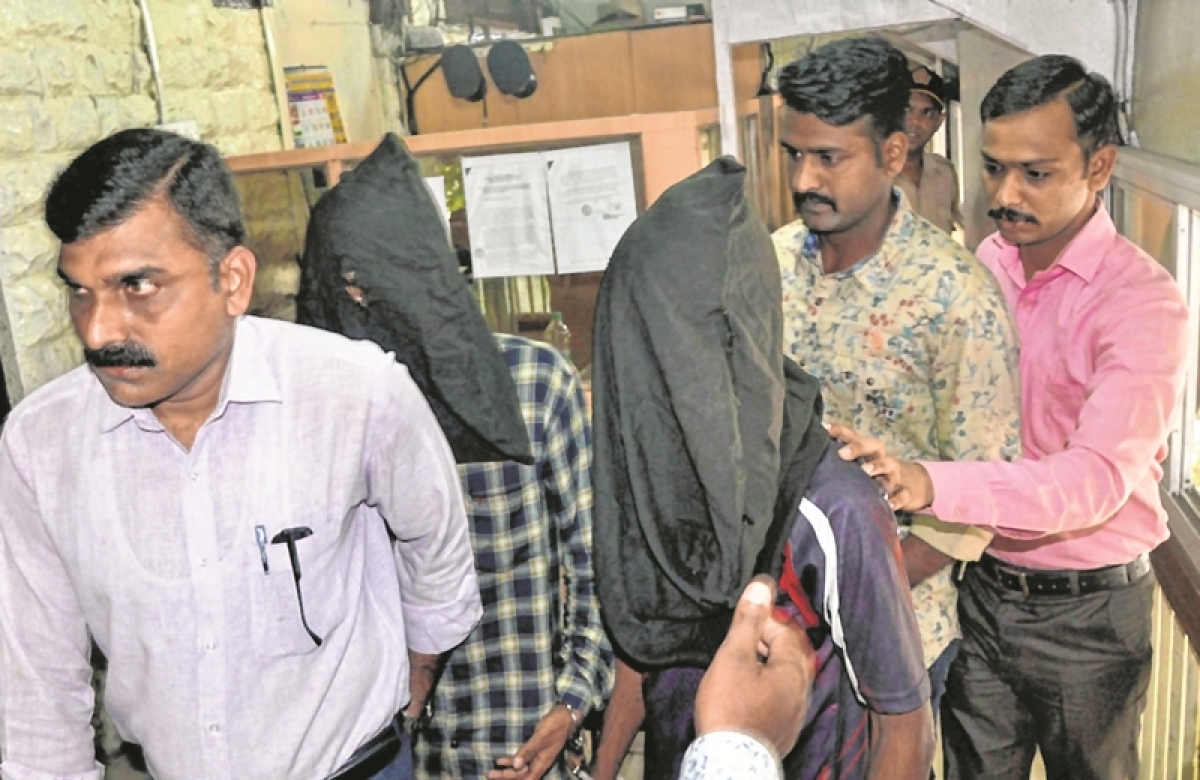 Mumbai: Two 'elitist' burglars held