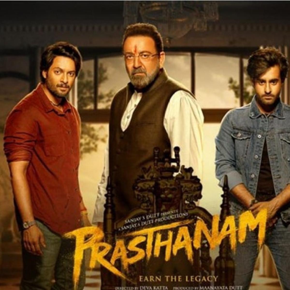 'Prassthanam' Trailer: Sanjay Dutt unveils political drama amid Delhi's 'josh'