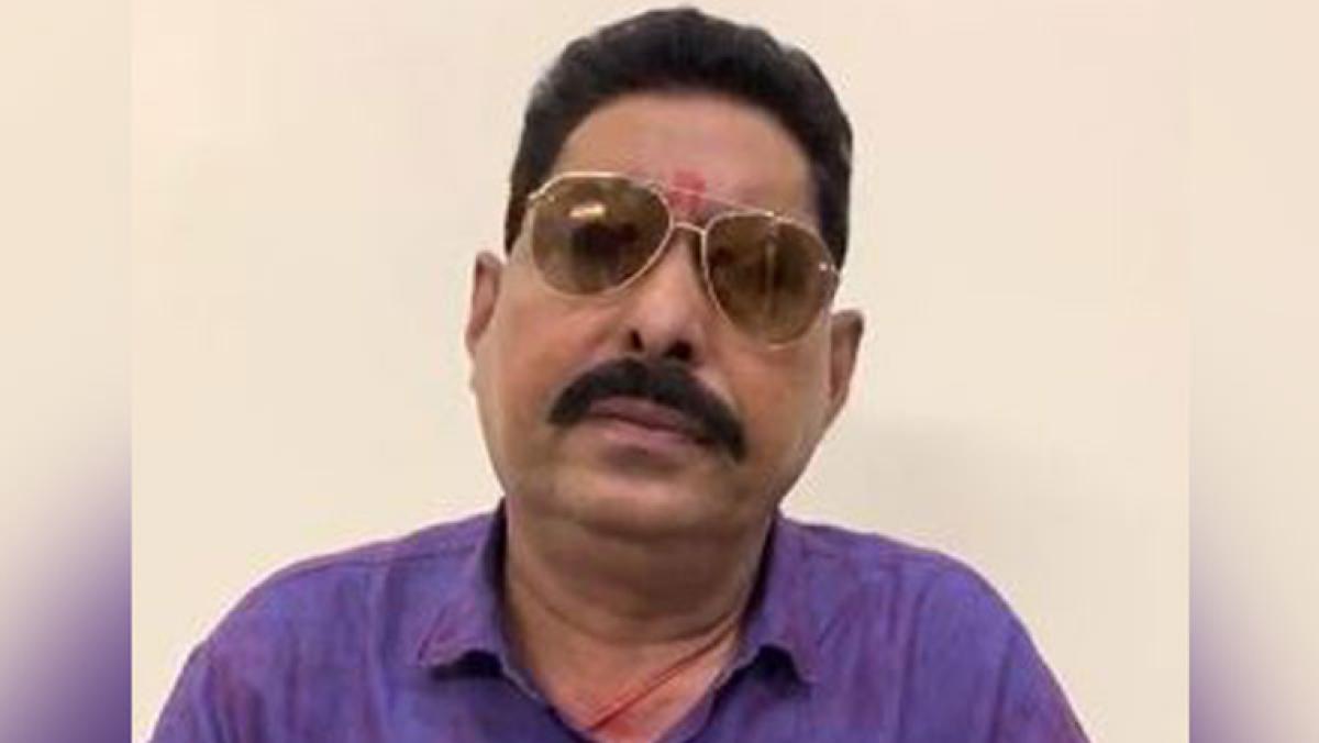 New Delhi: Mokama MLA Anant Singh surrenders before Saket court