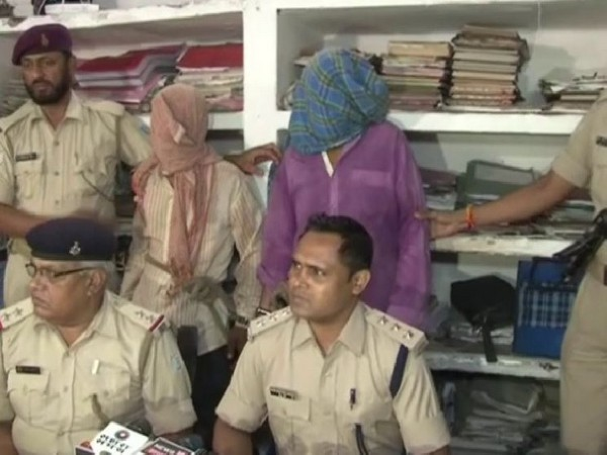 Jharkhand: Two held for raping, beheading minor girl