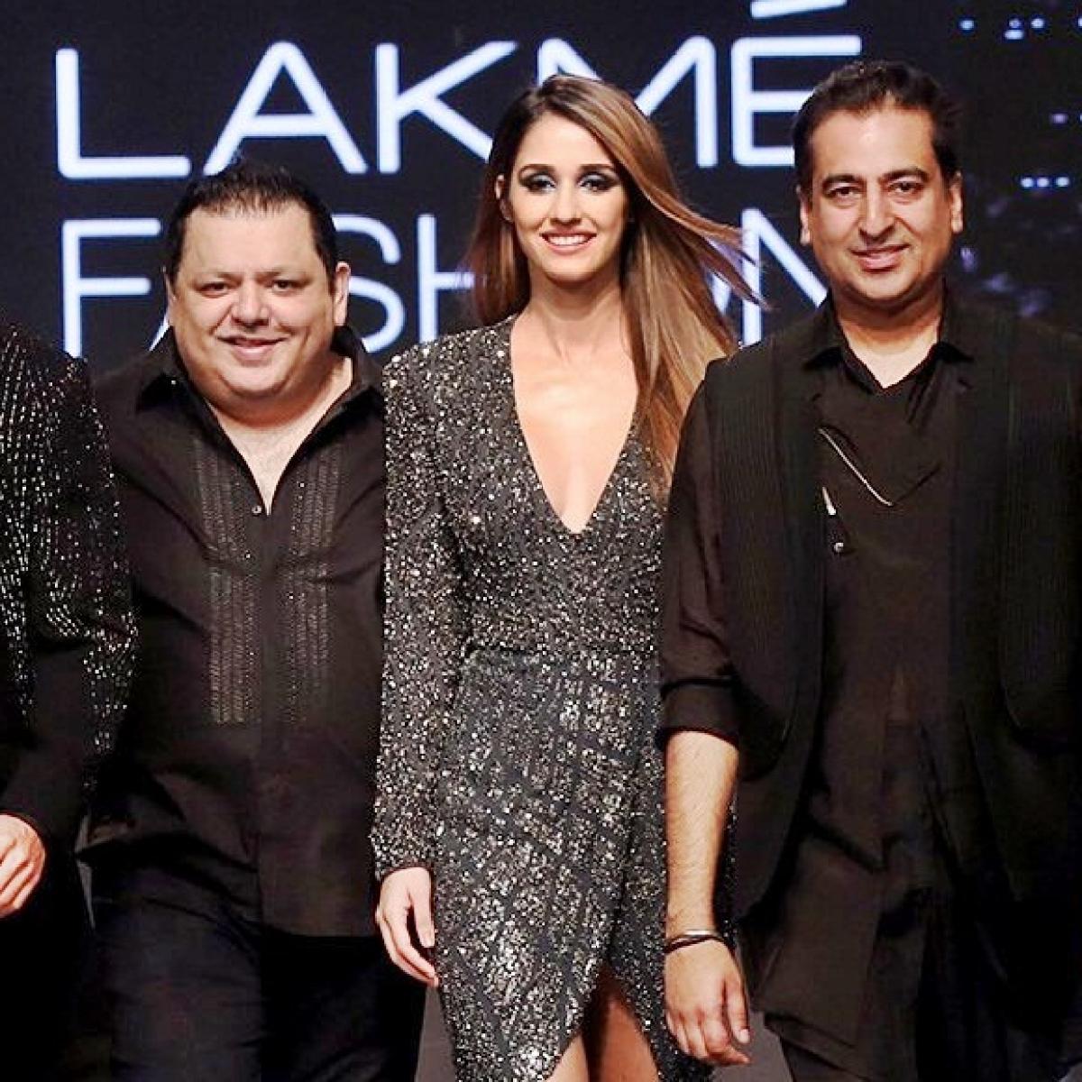 Ayushmann Khurrana, Disha Patani set the ramp ablaze as showstoppers at Lakme Fashion Week