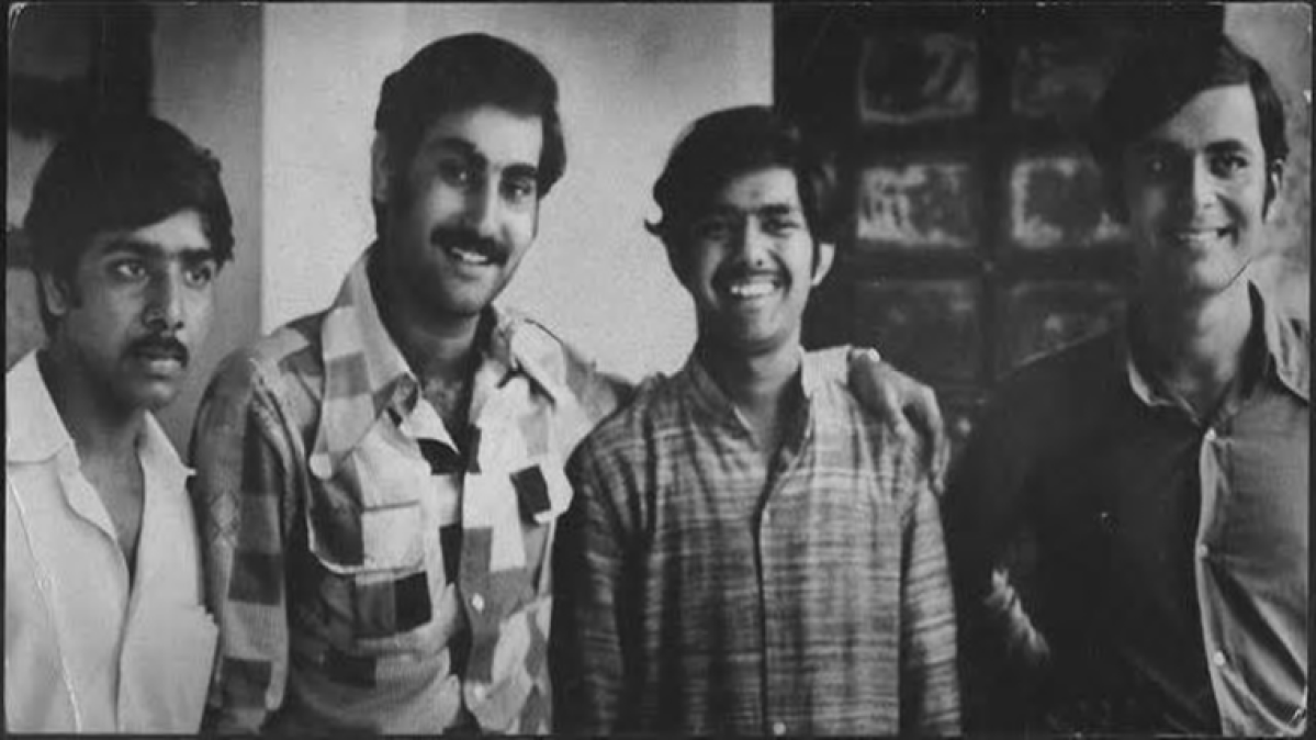 Can you recognise Arun Jaitley in this throwback picture from his Delhi University days?