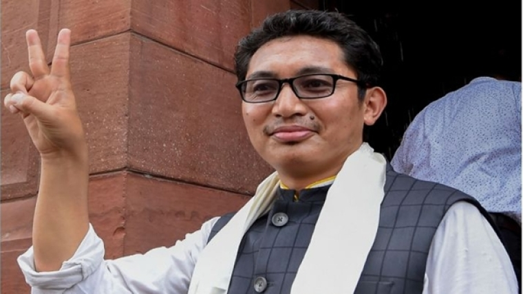 Ladakh MP bombarded with FB friend requests after Modi terms his speech 'outstanding'