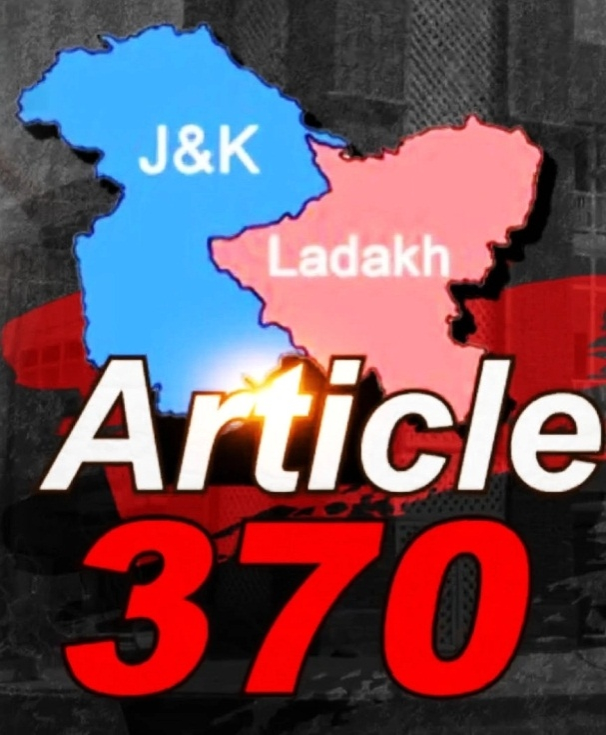 Kashmir Article 370: Hundreds Protest outside Indian Consulate in UK over