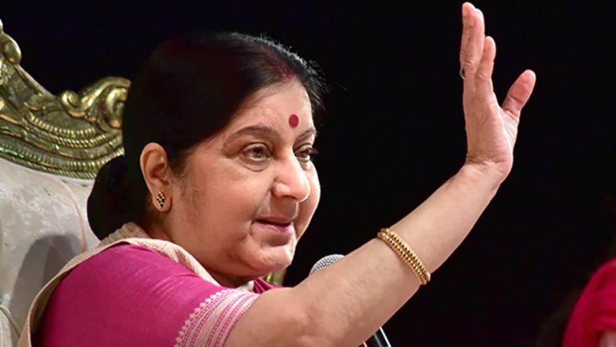 Sushma Swaraj's body to be kept at BJP HQ today, last rites at Lodhi crematorium