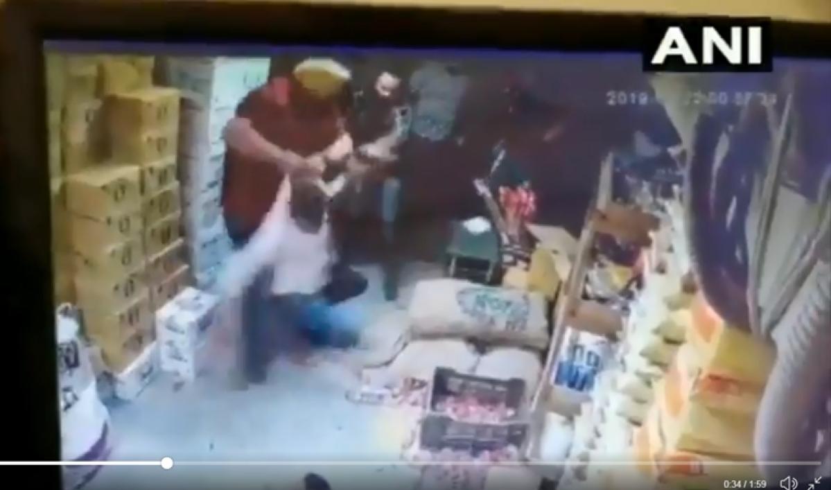 Watch Video: Man mercilessly beaten in Delhi's Punjabi Bagh following road rage incident