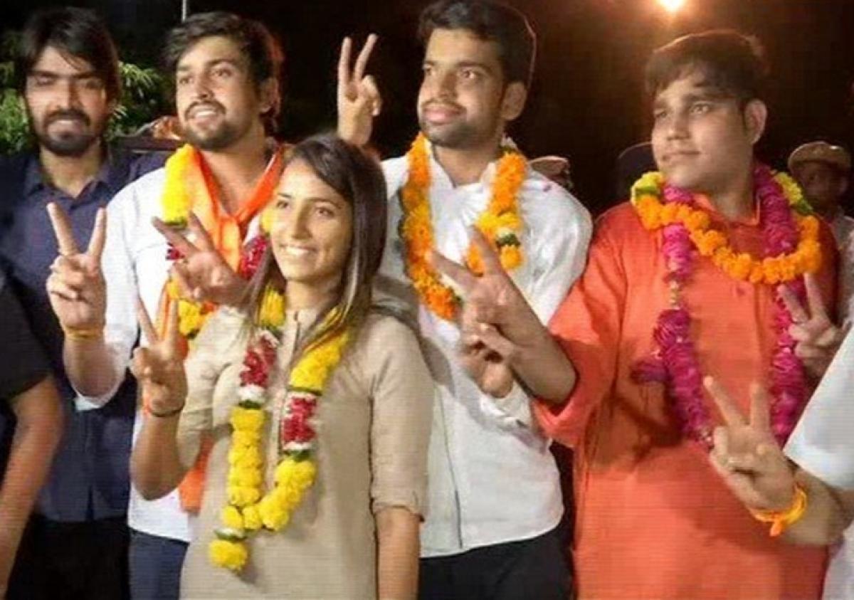 DUSU ( Delhi University Students' Union)polls to be held on Sep 12