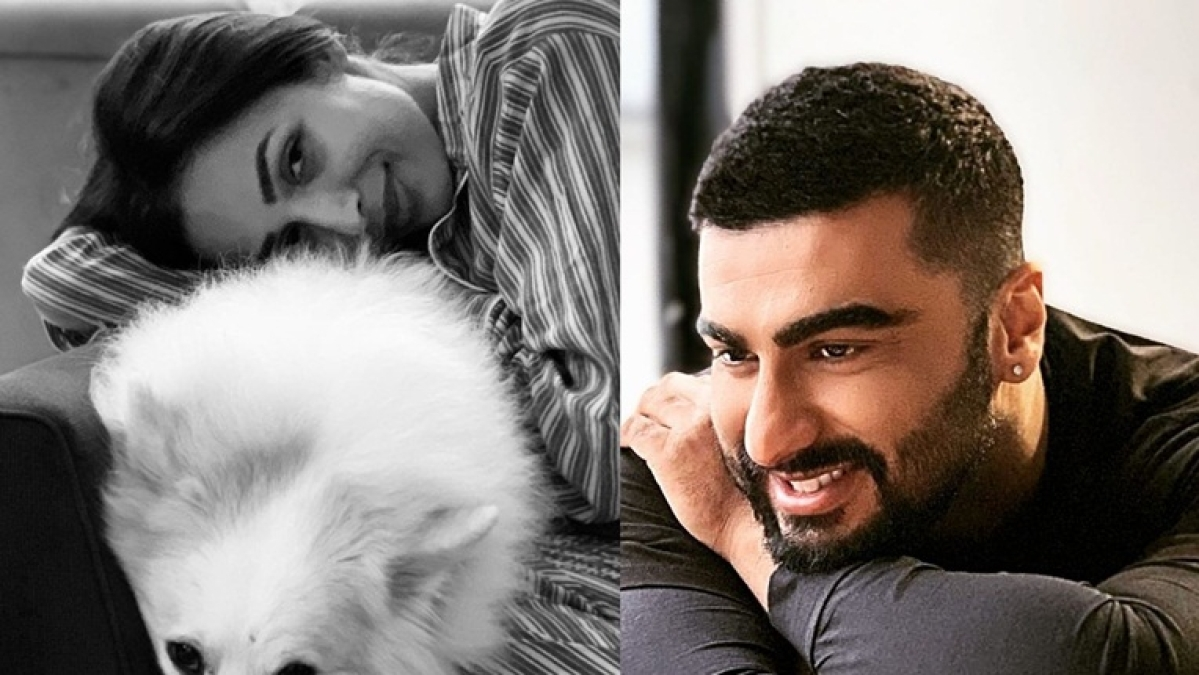 Arjun Kapoor, Malaika Arora turn muses for each other in recent pictures