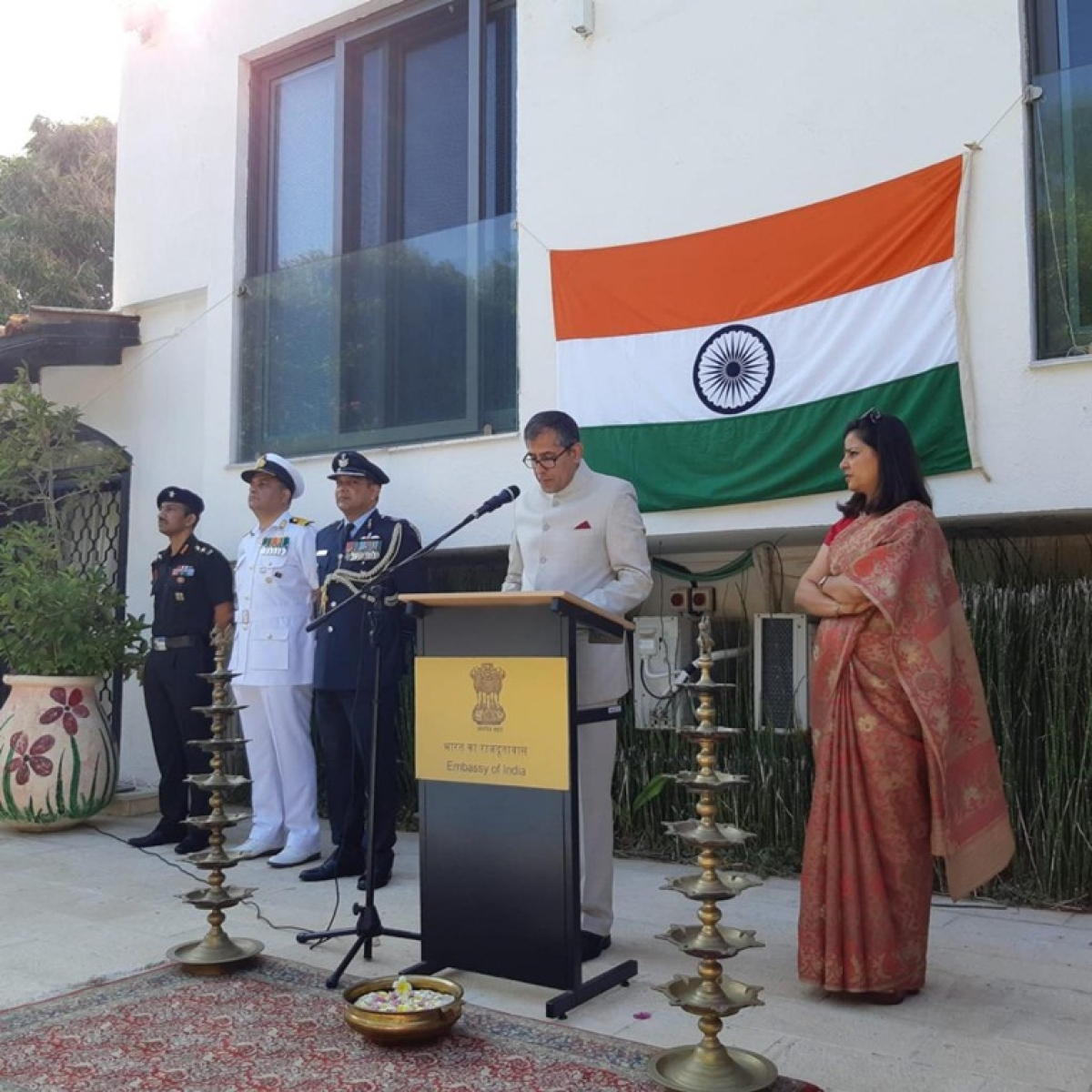 India appoints Pavan Kapoor as ambassador to UAE