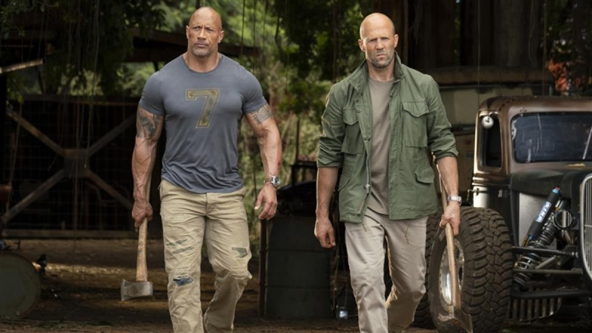 Hobbs and Shaw Movie Review: A thrilling joyride