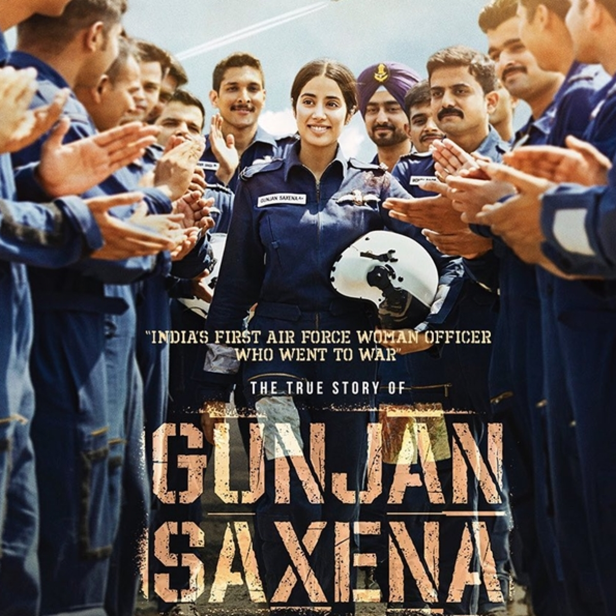 Janhvi Kapoor's 'Gunjan Saxena: The Kargil Girl' to release on Independence Day 2020; trailer to drop on Kargil Diwas