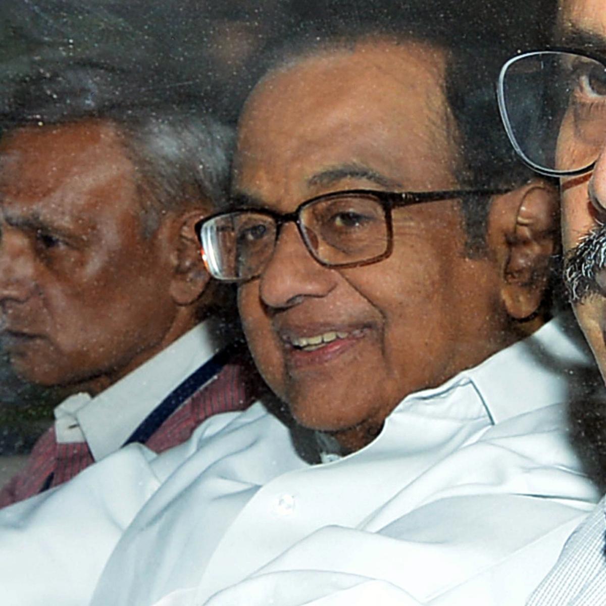 Latest News! SC extends interim protection from arrest to Chidambaram till September 5 in INX Media case