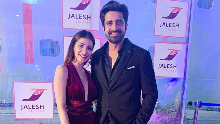Wish to take more time before I take the plunge: Avinash Sachdev on finding love again in Palak Purswani