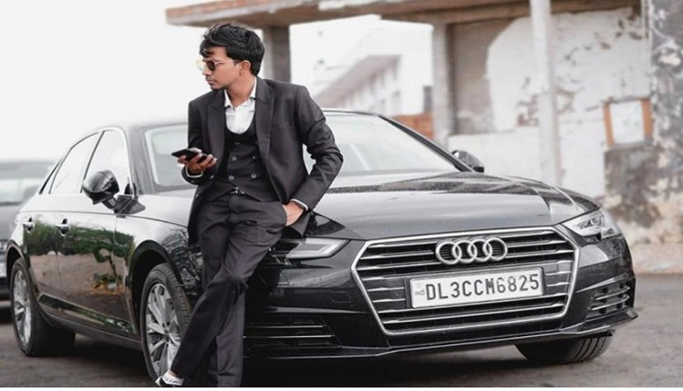 Social Media influencer Akshay Jain tells us the mantra to be successful