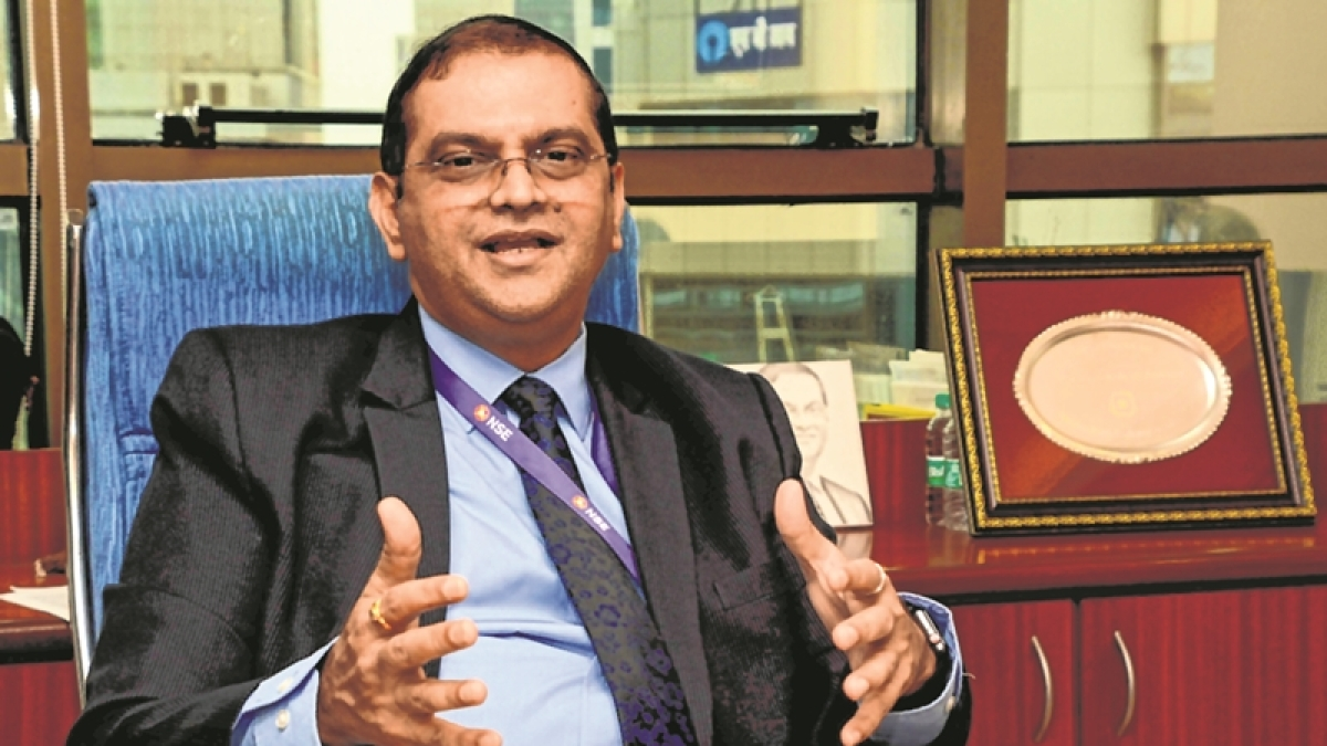 The core SME sector is not receiving equity funding from anywhere: Ravi Varanasi, head of business development at NSE