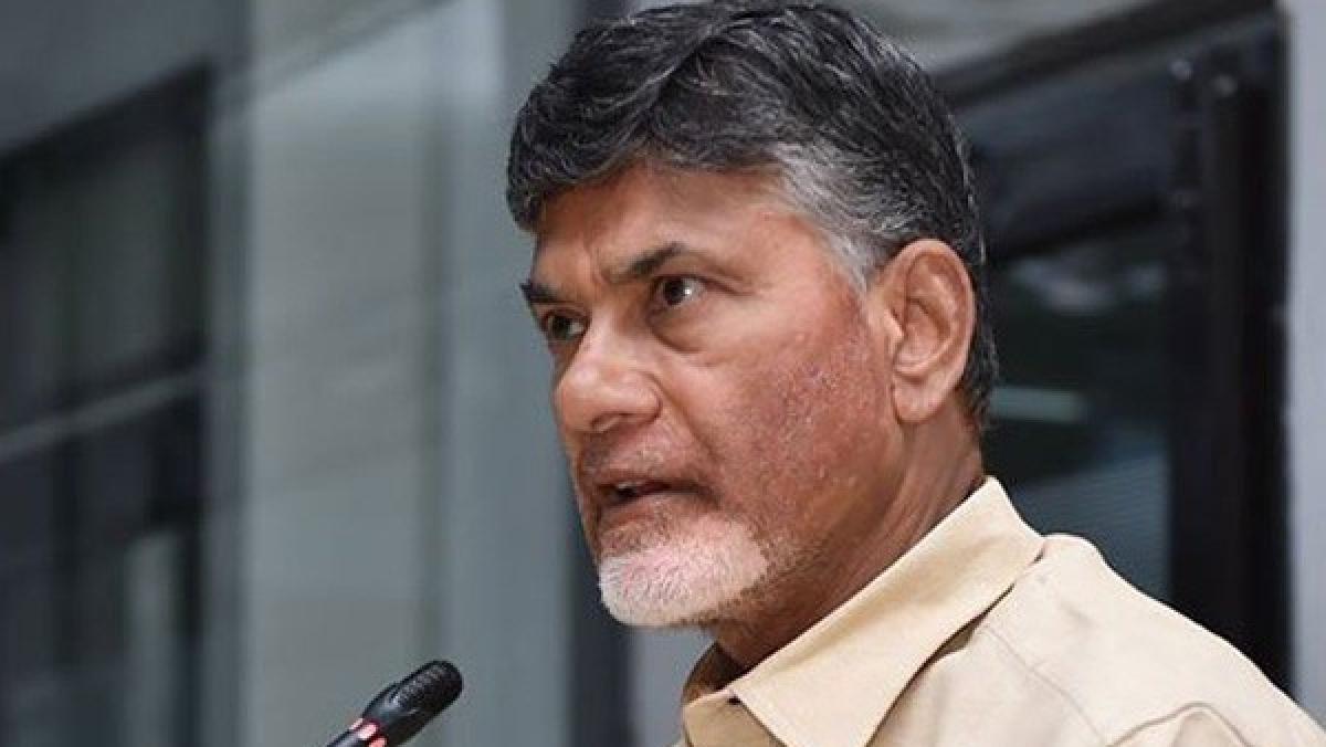 Telugu Desam Party chief N Chandrababu Naidu