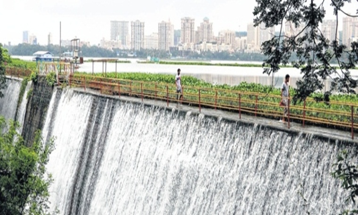 Mumbai has enough water for next 12 months: BMC