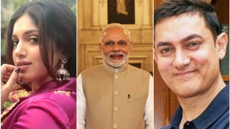 B-town celebs support PM Narendra Modi's initiative to ban single-use plastic