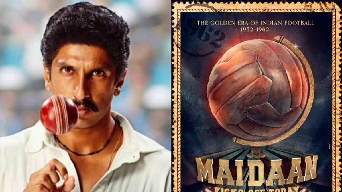 National Sports Day 2020: Upcoming Bollywood sports dramas packed with adrenaline