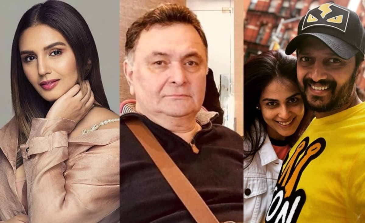 Huma Qureshi, Rishi Kapoor: B-town stars extend Eid wishes to fans