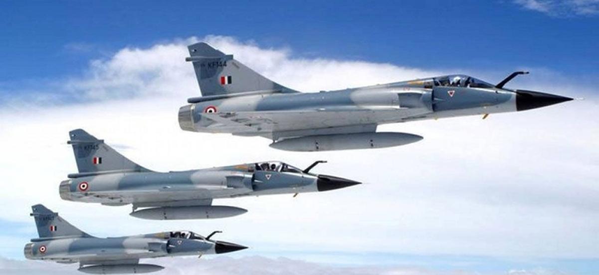 Balakot mission pilots honoured